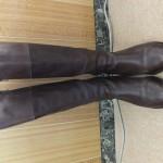 革靴の色はげ、色褪せは直せます
