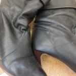 ブーツのメンテナンス、履かない今がお手入れのチャンス!